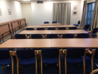 Hire the Committee Room for larger functions such as weddings, dinner-dances and concerts