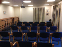 Hire the Board Room for conferences, meetings, presentations