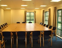 Hire the boardroom for a small business meeting or presentation
